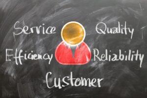Relation client et progiciel de gestion